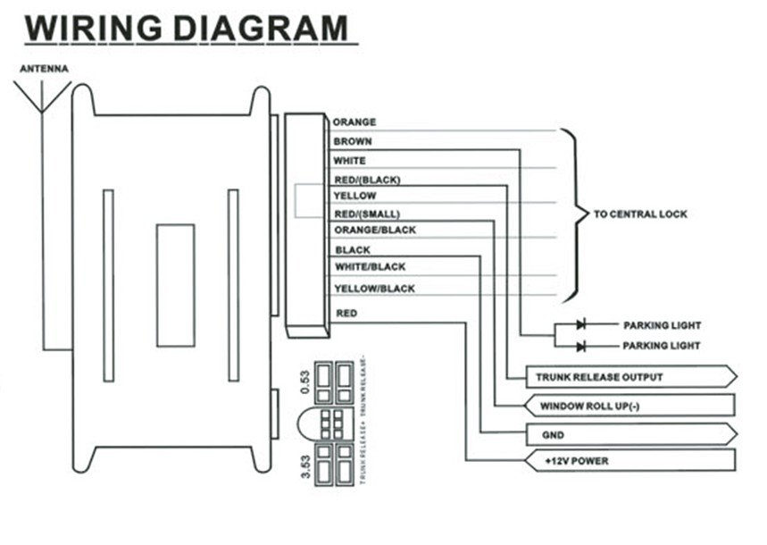 central locking wiring diagram central image central locking wiring diagram wiring diagram and schematic design on central locking wiring diagram