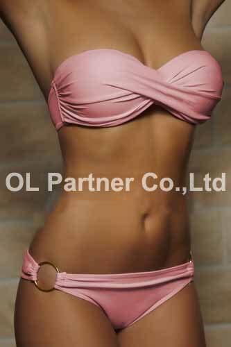 650177559 767 Wholesale Newest Summer Sexy Bikini Women Swimwear Occidental Secret Beach Swimsuit Push Up Bathing Suits 12 Colors S To XL