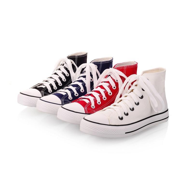 новое постулат чемпионата туфли большой размер 35 - 43 мужская высокий стиль - кроссовки спортивная обувь 4 цветов роза/опт бесплатная доставка