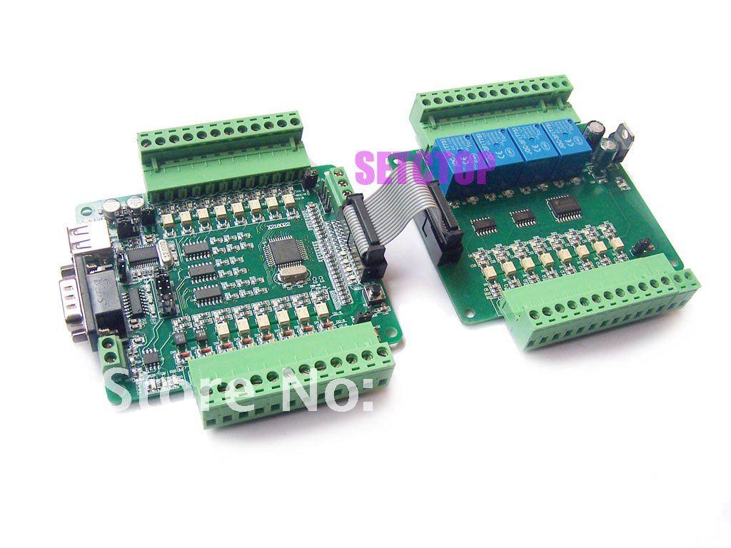 CNC MACH 3 in&out-put extension board MACH3 MODBUSII
