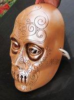 маска из гарри поттер, tdeath едоков маска, волшебная палочка, маска ужасных коллекция