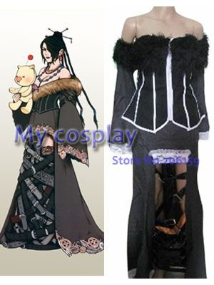 Adult anime fantasy costume sex