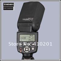 отправить диффузор вспышка yongnuo то yn560 II флэш-вспышки Speedlite Вт жк-экран для канона уп-560 вспышки вспышки Speedlite для камеры Nikon канона камеры пентакс