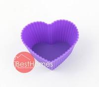 2015 бесплатная доставка DIY в форме сердца силиконовые формы для украшения формы для ТТ RT из besthomes