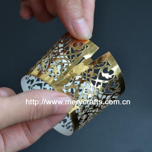 Aliexpresscom Buy laser cut metallic silver paper wedding