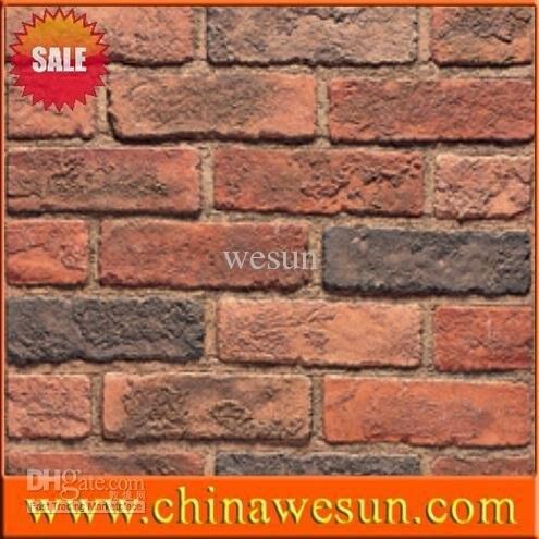 Aricial Facing Brick Wall Tile
