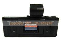 оригинал видеорегистратор с gs2000 5f5 оранжевый меню автомобильный нарушителя с ambarella автомобиля + с GPS logger + сек.264 + 1080 р 30 кадров в секунду + г доставка-датчик бесплатная доставка