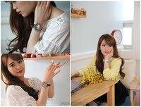 горячая sell053 корейские часы мини-мир кролик стол полимерная глина часы мультфильм леди дети из мини-часы