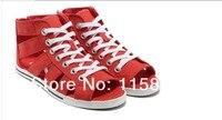 новый счетчик подлинной красочные римские сандалии вьетнамках сандалии - топ холст туфли