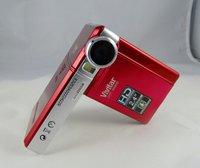 бесплатная доставка + микро-HDMI для видеокамеру камера 12mp цифровой + 2.4 ' + 180 Pot дисплей + занимает портрет + аккумулятор батарея