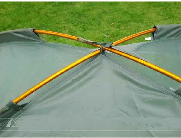 ... yellow-tent-poles-x3 ... & Outdoor l 12 Sections 8.5mm * 442cm Aluminium Alloy Spare Tent ...