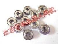 металлические подшипники закрытого типа 10шт. 3*8*4мм