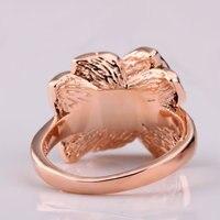 18 к кольцо мода оригинальные Porsche Австрии кристалл италина кольцо, никель частично sod цены жизни еда