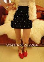 популярное последние мода точка платье-линии мини женщин-дамский юбки женская юбка горячая распродажа оптовая продажа