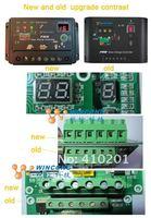 обновление версии 30А 20А 10А 5 шт. комбинация солнечный заряд контроллер регулятора 12 В 24 В автоматический переключатель