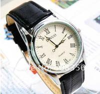 новинка кожа мужские часы высокое качество кварцевые спортивный наручные часы дешевые оптовая продажа