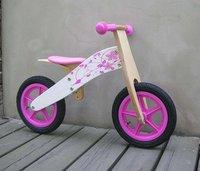 высокое качество дети деревянные баланс велосипед, детская игрушка велосипед, бесплатная быстрая доставка