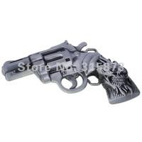 оптовая продажа мода пистолет поясная пряжка бесплатная доставка