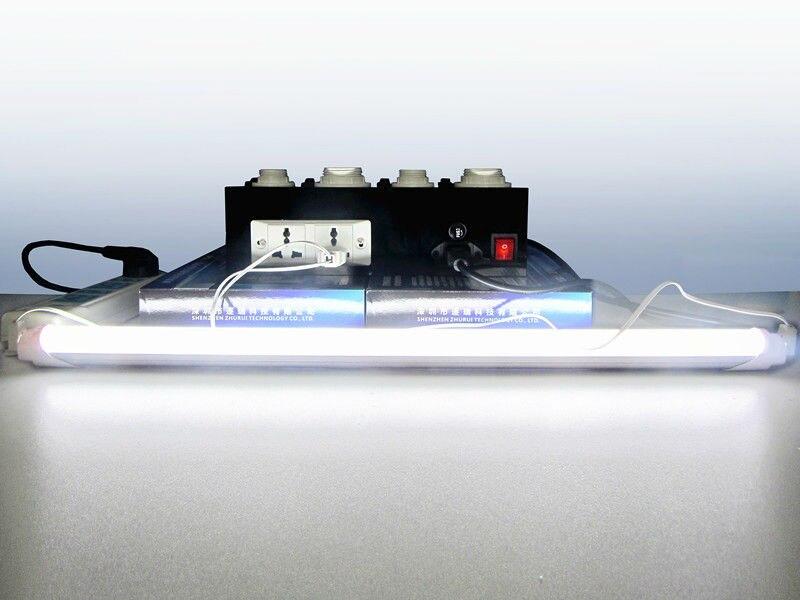 Купить DS2100 ЖК измерители мощности, ЖК ватт метр, светодиодные лампы тестер, заменить для led демо случай/led тестер дешево