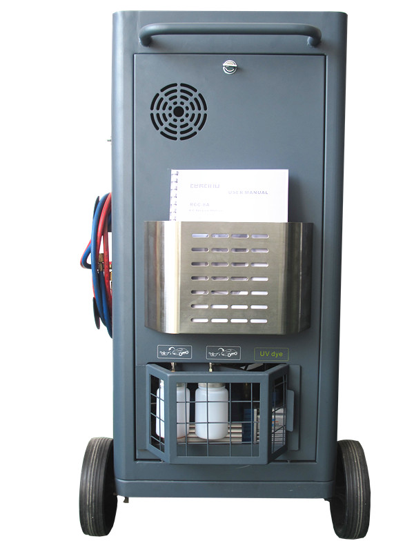 CE Certified, Full Automatic Air conditioning service station RCC-8A