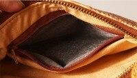 женщины сумки первый слой натуральная кожа сцепление мешок кожа пэчворк уникальные кошельки сумочка