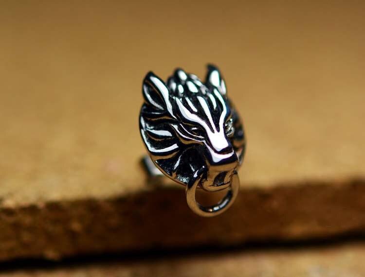 Cloud Wolf earrings3