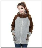 на осень и зима для беременных платье беременные женщины флис куртка кардиган пальто свитер женщины