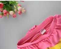 оптовая продажа детей купальники девушка милая многоцветные слоя купальники swm0053