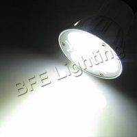 праздничная распродажа 4 шт./лот Сид MR16 3 из светодиодов 4 вт тепло / холод белое пятно свет лампы светодиодные лампы яркий светильник прямая поставка