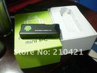 лучшее качество, mk802 мини-пк allwinner А10 ОС andrioid 4.0 для IPTV 1 гб того 512ram + 4 гб ПЗУ смартфон для Android-тв коробка, бесплатная доставка