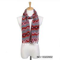 новый дизайн шелковый шарф шаль геометрическая шарфы мода стиль шифон шарфы ожерелья 4 цветов 160 * 70 см бесплатная доставка