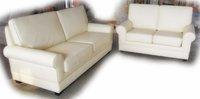 натуральная кожа современный диван получил бесплатная доставка продвижение модель