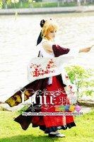 216 вокалоид лен мимолетное луна цветок косплей костюм хэллоуин опт и розница японской аниме