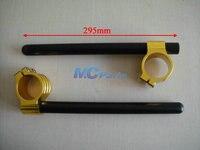 43 мм ЧПУ правило рукоятка бар зажим дури бьюэлл м2 m2l циклон 97 - 02 золото