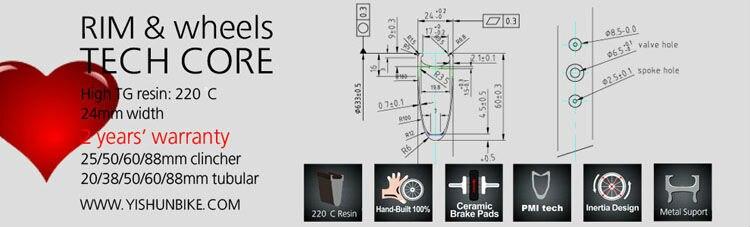 Rim&wheels Tech core