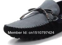 горячая распродажа бесплатная доставка высокое качество роскошные известный бренд бизнес луи обувь из натуральной кожи свободного покроя туфли размер 40 - 46 d02 в