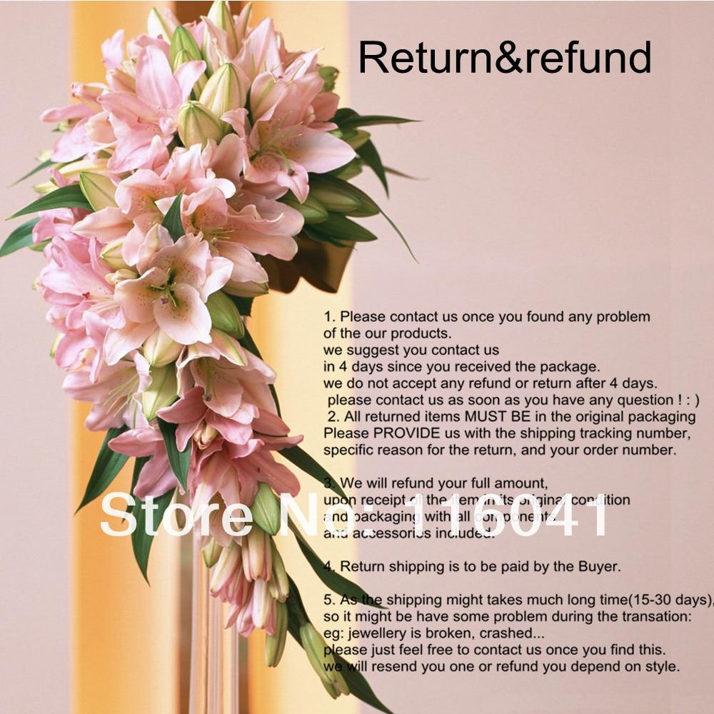 return flower