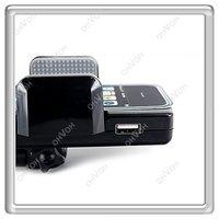 s5y авто ФМ передатчик громкой автомобильный комплект зарядное устройство держатель для айфон 3гс 4с