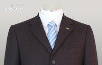 хиты продавать! новинка тонкий дизайн мужские костюмы, пальто цвет + брюки брюки