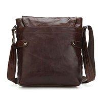 лидер продаж высокое качество старинные крест средства ухода за кожей ямайский доллар для мужчин кожа курьеров сумки сумки на плечо 7121c