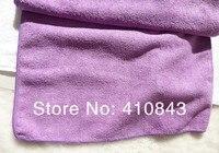 волокна полотенце абсорбент сухие волосы полотенце 30 * 70 см супер-впитывающее полотенце