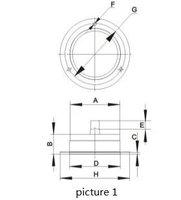 Прибор для измерения давления YTN/40