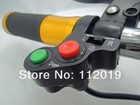 новый 7/8 дюймов многофункциональный 3 в 1 мотоцикл выключатель света/сигнал поворота/rag включения/выключения для Сузуки Хонда мотоцикл АТВ