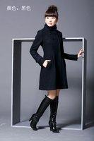 бесплатная доставка + высокое качество женская ветровка куртка пальто оптовая продажа горячая распродажа женщин шерстяное пальто