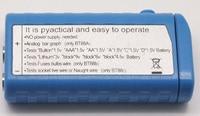 whosales жк-цифровой бесплатная доставка цифровой тестер аккумулятора - БТ-88