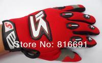 мотоцикл велосипед полный палец перчатки гонки костюм размер