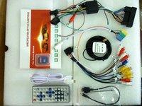 8 дюймов 2-DIN с DVD-плеер с системой GPS для Тойота Prado 2010 - 2011
