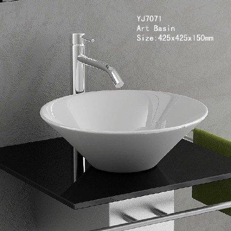 Captivating Ceramic Bathroom Basin Bathroom Sink Porcelain In Bathroom Sinks