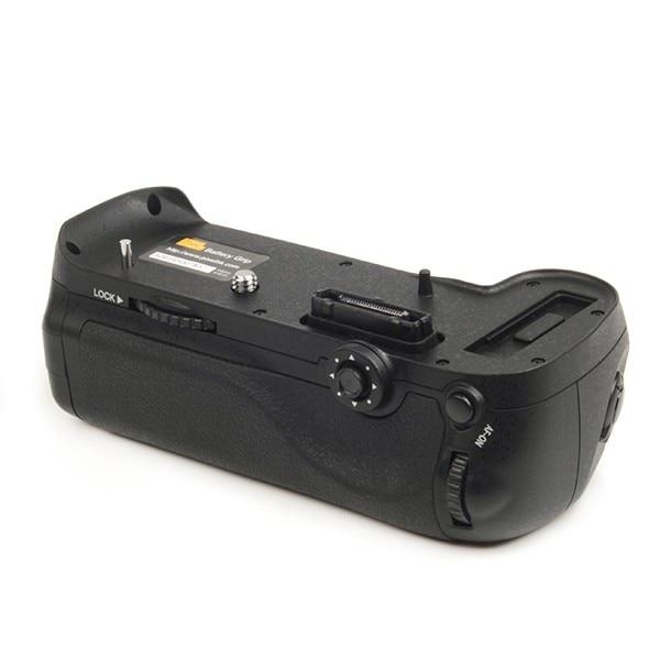מצלמה סוללה אחיזה מתאים עבור ניקון D800 D800E עם סוללת AA הולדר