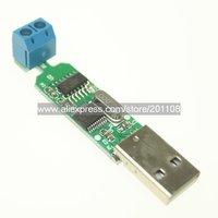 f639a высокая производительность ch340t чип поддерживает 64-битную ОС Win7 с USB в RS485 последовательный конвертер адаптер с USB интерфейс, совместимый с usb1 с.1